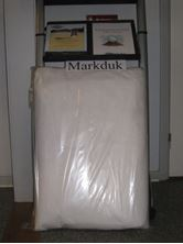 Bild på Markduk 4x12m