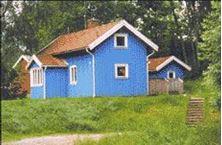 Bild på Blå Torpet