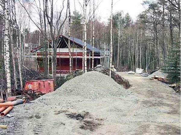 Bild på April 2005